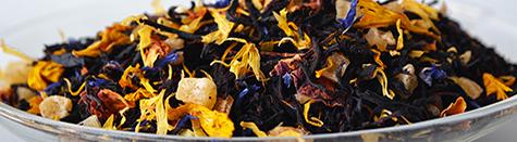 Črni čaj z aromo