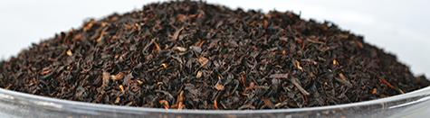 Črni čaj brez arome