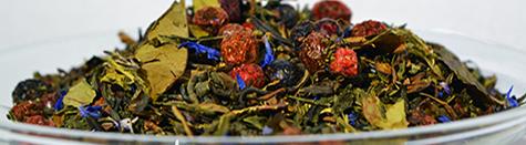 Zeleni čaj z aromo