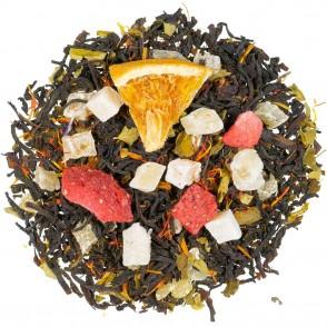Črni čaj z aromo Mango moringa