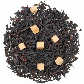 Črni čaj z aromo English Caramel