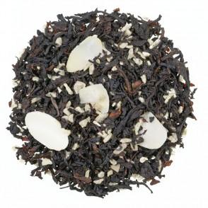 Črni čaj z aromo Snežni metež