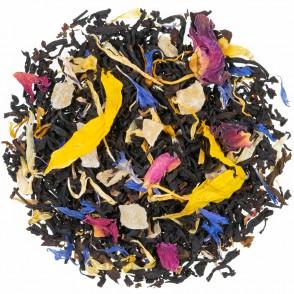 Črni čaj z aromo Sunflowers