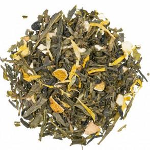 Zeleni čaj z aromo Jutranja zarja