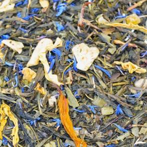 Zeleni čaj z aromo Mogo mogo