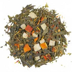 Zeleni čaj z aromo Zelena grenivka