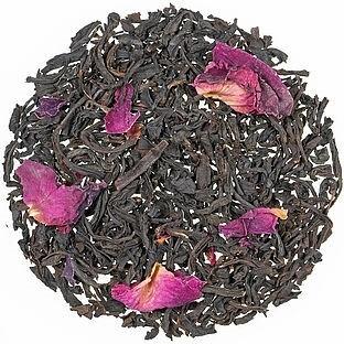 Črni čaj z aromo Črna Vrtnica
