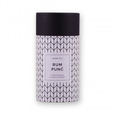Sadni čaj Rum Punč-Božična embalaža (100g)