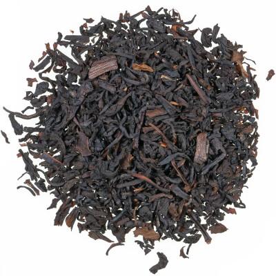 Črni čaj z aromo Črna vanilija