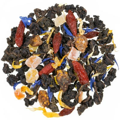 Oolong čaj Goji breskev