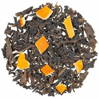 Oolong čaj Oolong orange