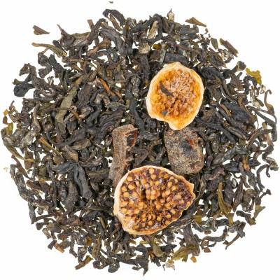 Zeleni čaj z aromo Čarobni orient