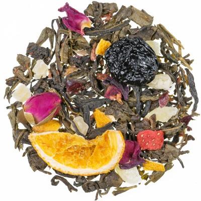 Zeleni čaj z aromo Afriške sanje