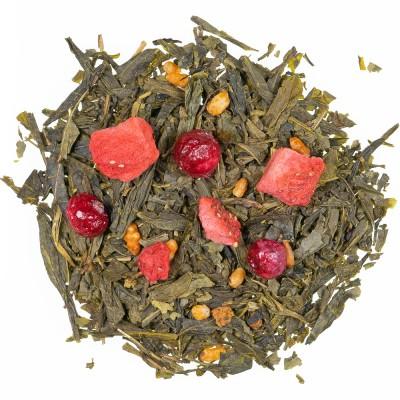 Zeleni čaj z aromo Japonske skrivnosti