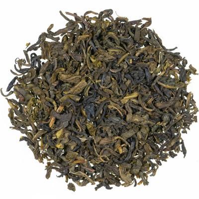 Zeleni čaj z aromo Jasmin s cvetovi