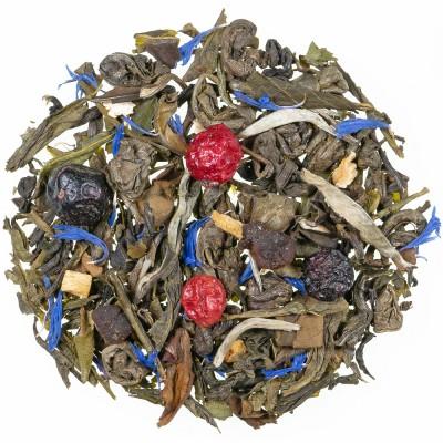 Zeleni čaj z aromo Večno življenje