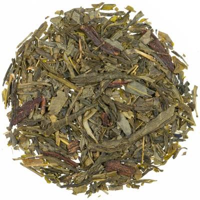 Zeleni čaj z aromo Zelena vanilija