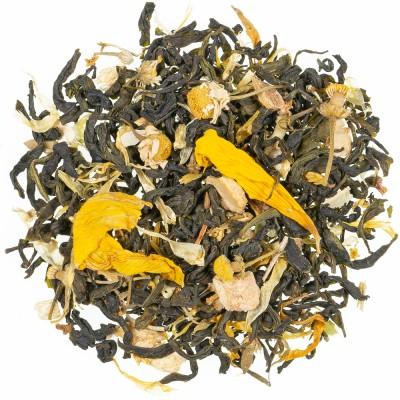 Zeleni čaj z aromo Zeleni cvetovi Slovenije