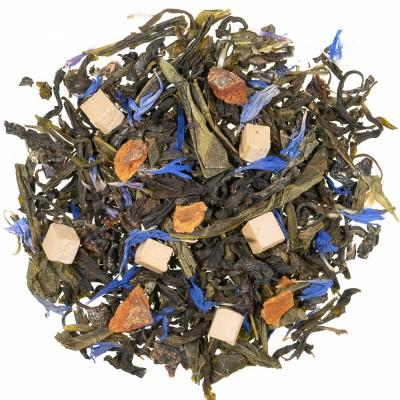Zeleni čaj z aromo Zimska pravljica