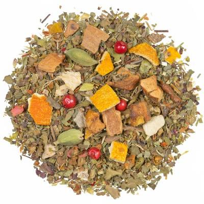 Zeliščni čaj Ajurvedski čaj pomaranča ingver