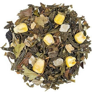 Beli čaj z aromo Himalaja