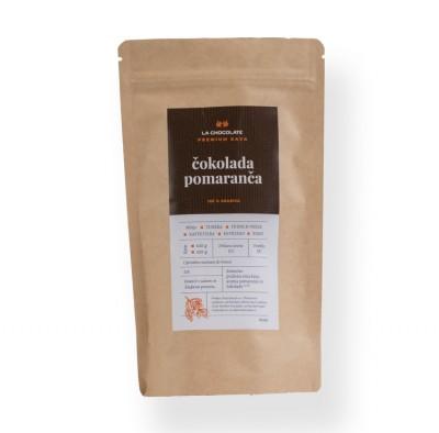 Kava POMARANČA ČOKOLADA