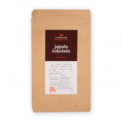 Kava JAGODA ČOKOLADA