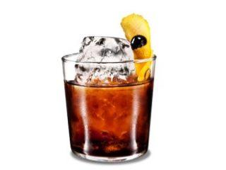 Čajni koktejl Burbon
