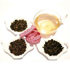 Oolong čaj : Zeleni čaj - Kateri čaj bolj topi maščobe?