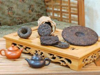PU ERH - kralj med čaji
