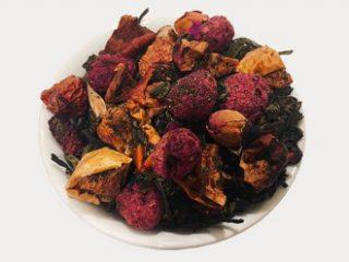 Čaj tedna: zeleni aromatizirani čaj Berry King