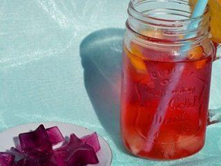 Ledene kocke iz čaja
