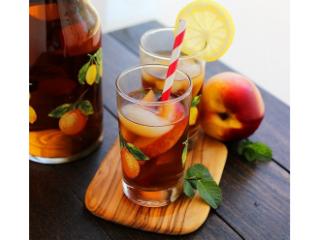 Čajni koktejl Breskev