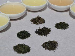 Zeleni čaji z manj teina