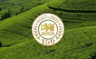 150 let ceylonskega čaja