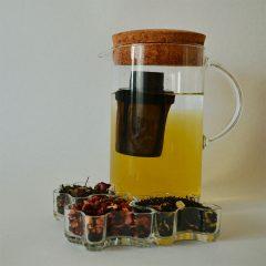 Recept: Hlajeni čaj