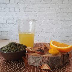 Imuno booster s kurkumo in zelenim čajem